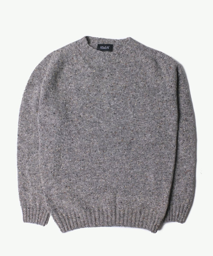 Howlin' Terry Sweater, Grey