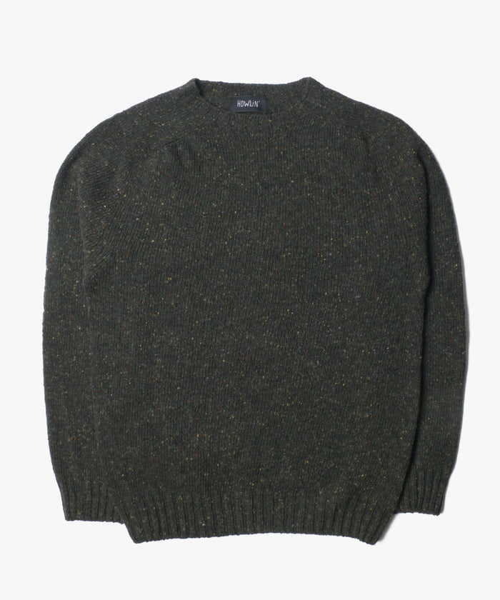 Howlin' Terry Sweater, Moss