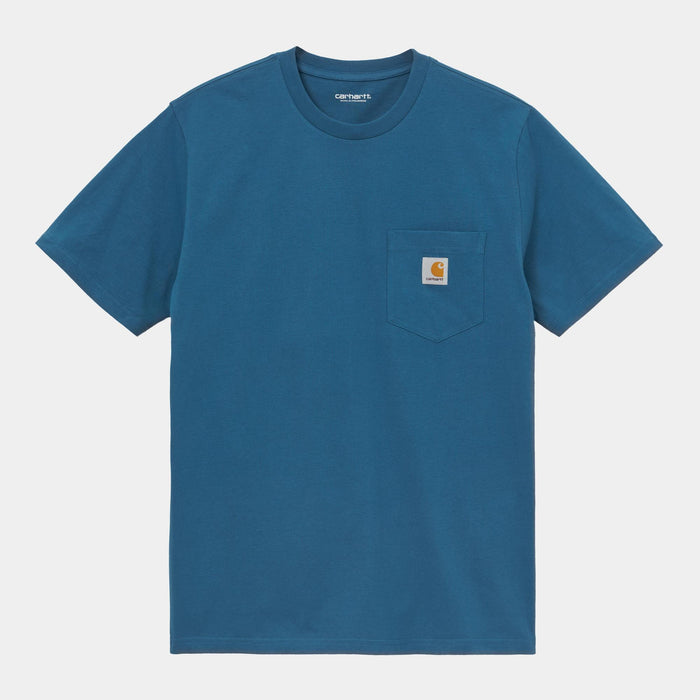 Carhartt WIP SS Pocket T-Shirt, Shore