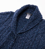 Women's Ireland's Eye Foxford Cardigan, Denim
