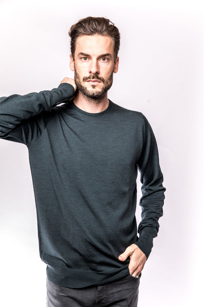 John Smedley Marcus Pullover Crew Neck (+colors)