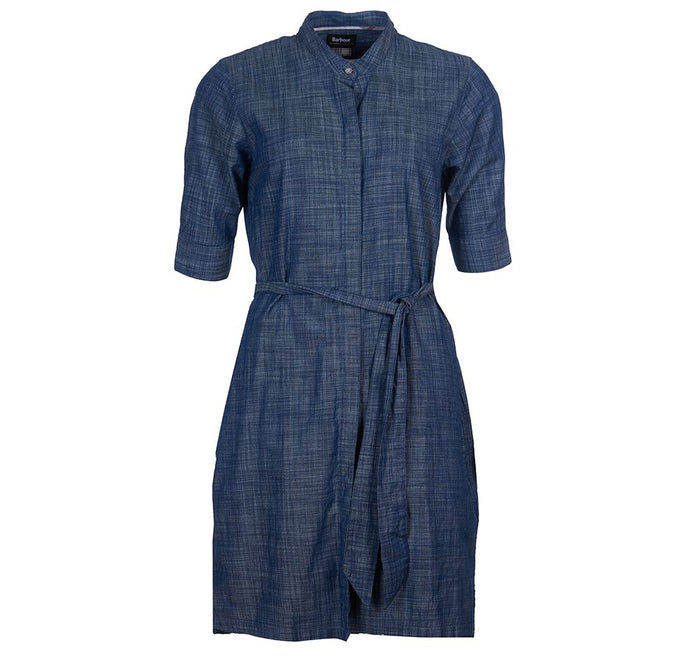 Barbour Inglis Dress , Chambray