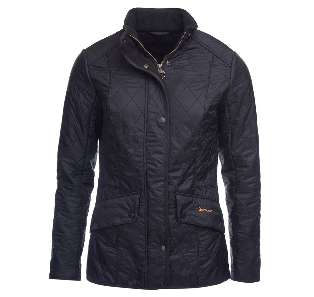 Barbour Cavalry Polarquilt, Black