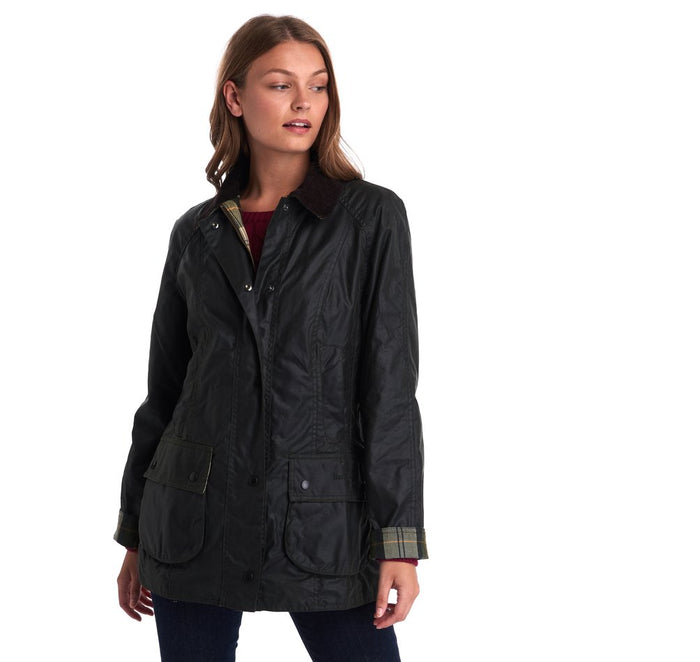 Barbour Beadnell Jacket, Sage