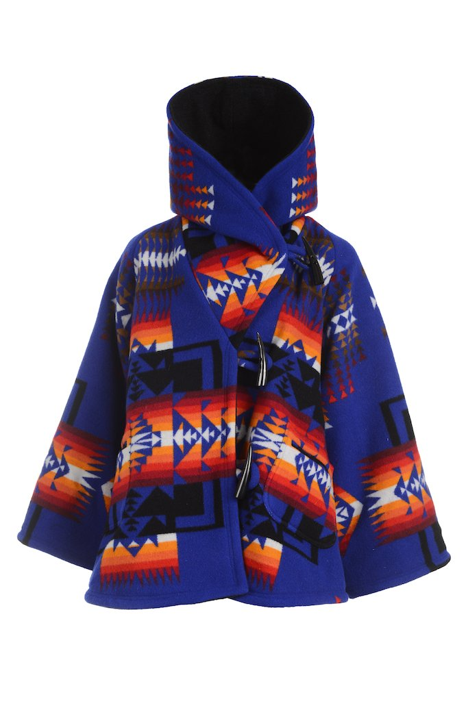 Lindsey Thornburg Classic Trench, Saphire Chief Joseph