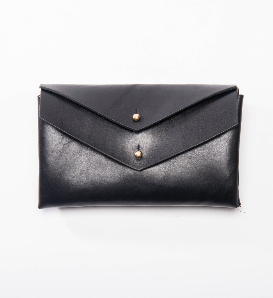 Farrell & Co. Aubrey Clutch Wallet, Black