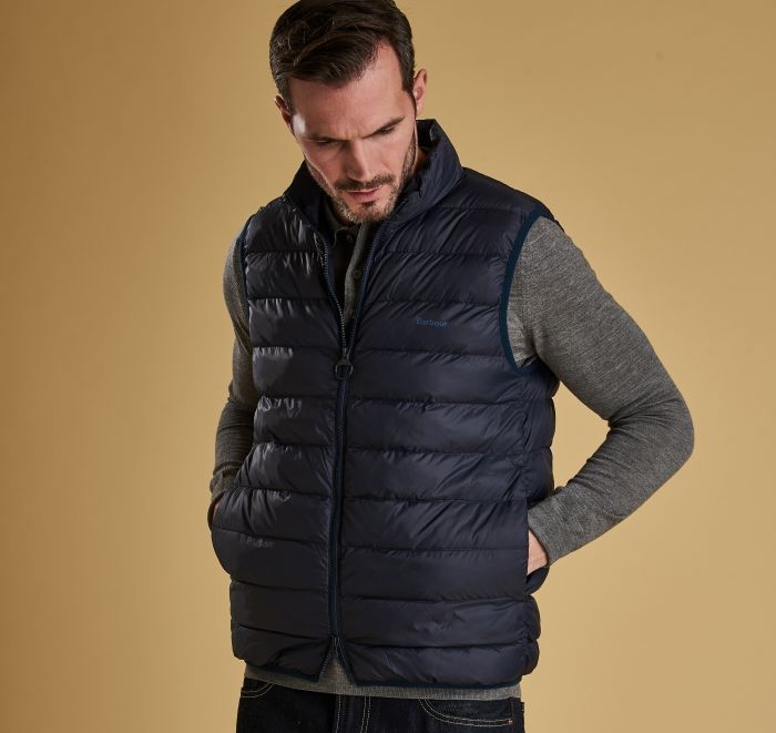 Barbour Bretby Gilet, Navy