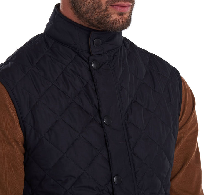 Barbour Lowerdale Gilet, Navy