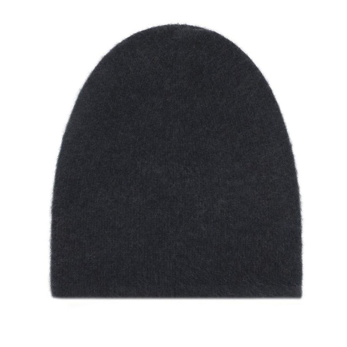 Naadam Double Layer Beanie, Smoke