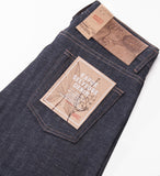 Naked & Famous Weird Guy Kapok Selvedge Denim, Indigo