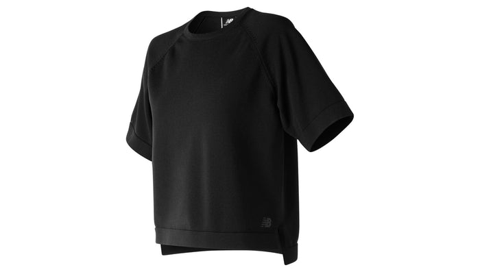 New Balance Luxe Short Sleeve Crew (+colors)
