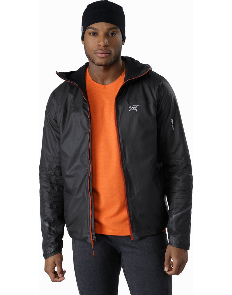ARC'TERYX Norvan SL Insulated Hoody, Black/Infrared