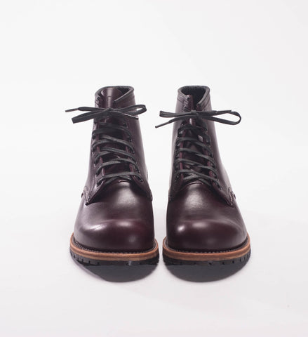"Red Wing Black Cherry 6"" Round Toe Boot 9011"