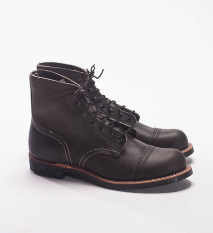 Red Wing Iron Ranger Charcoal 8116