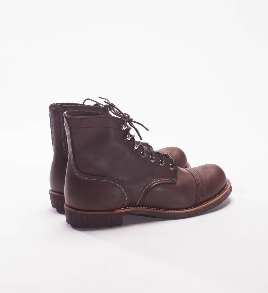 Red Wing Iron Ranger Amber Harness 8111