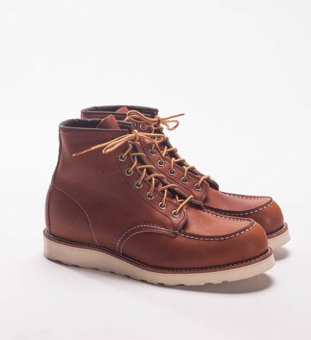 "Red Wing Oro Legacy 6"" Moc Boot 875"