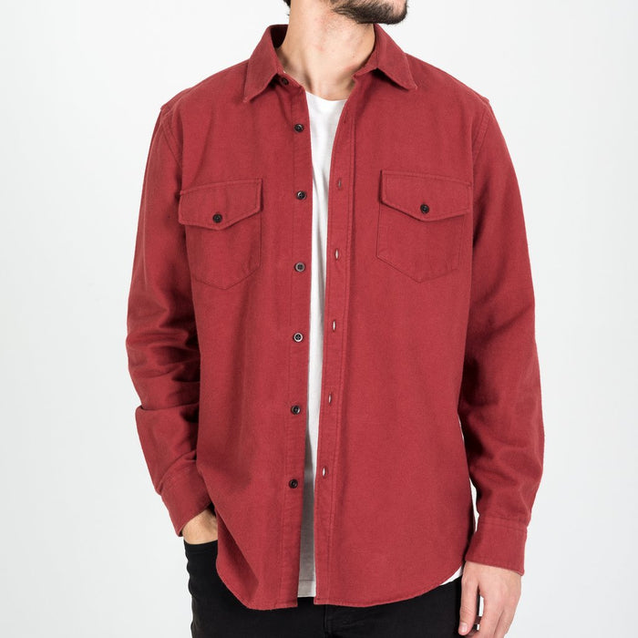 Portuguese Flannel Campo Shirt (+colors)