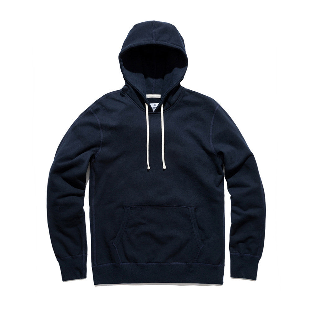 Reigning Champ Pullover Hoodie Navy