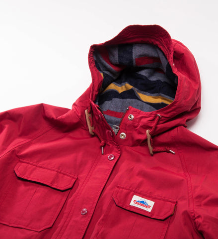 Penfield Kasson Jacket, Red