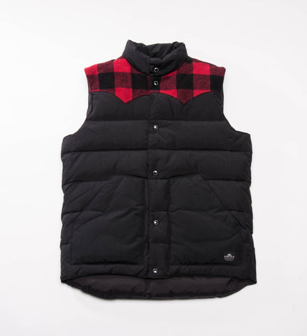 Penfield Rockway Vest, Black