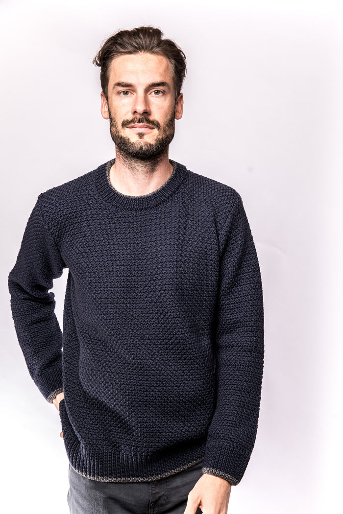 Portland Dry Goods Rathmore Crew Neck Sweater
