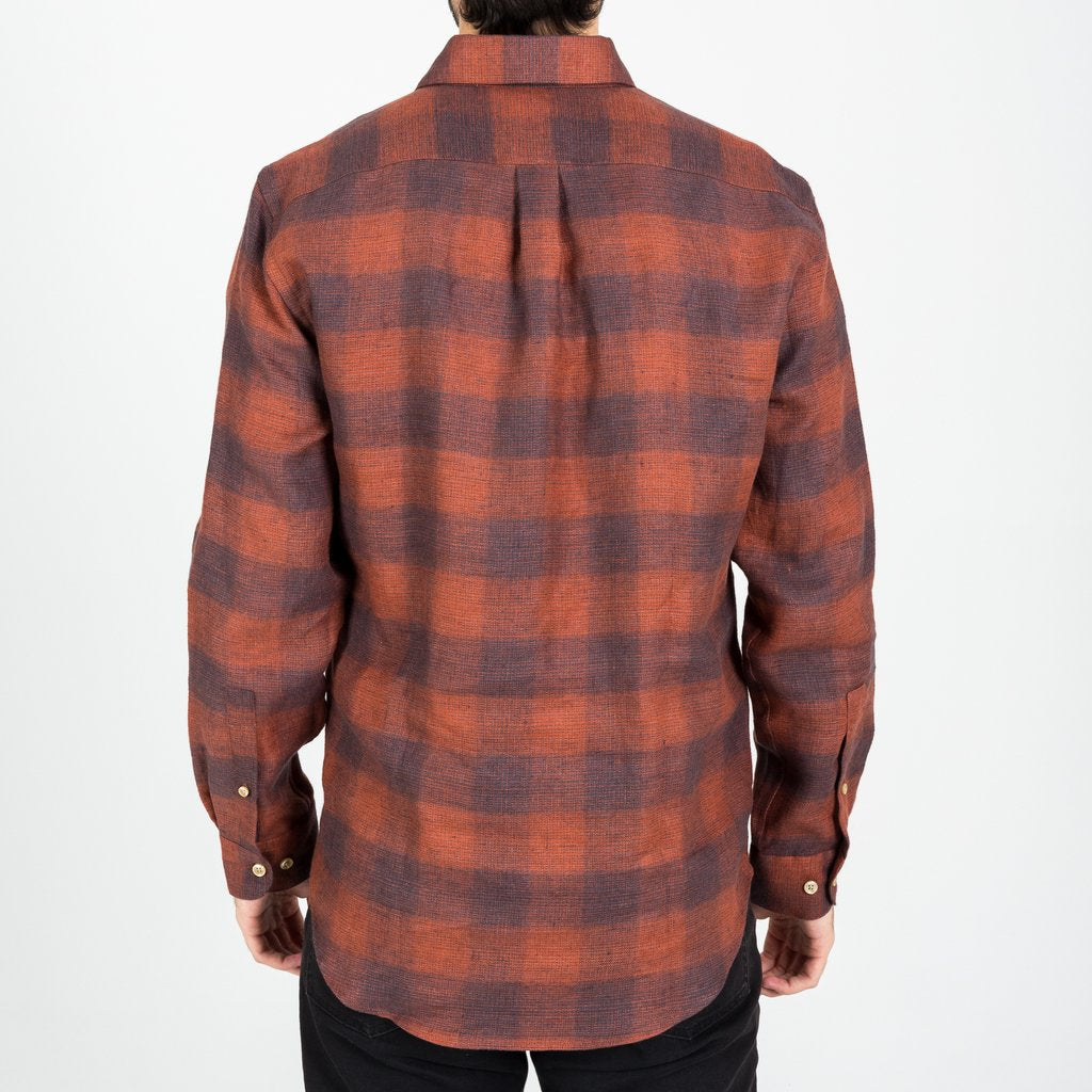 Portuguese Flannel Fade Shirt | FW18 Flannel Shirts | Portland Dry Goods