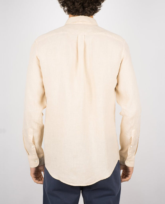 Portuguese Flannel Linen Shirt, Raw