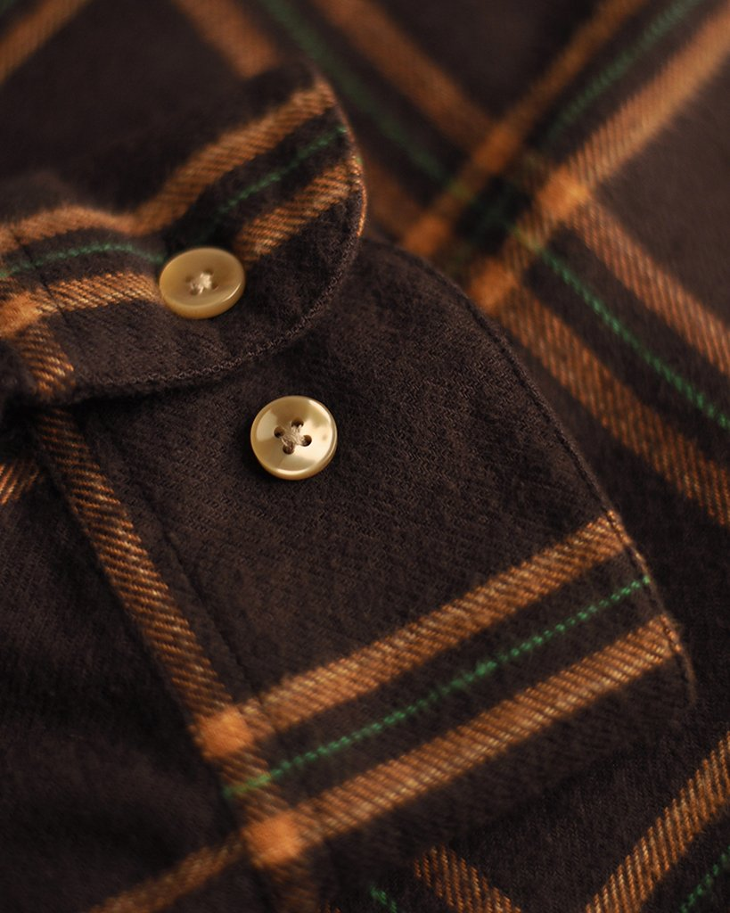 Portuguese Flannel Night Shirt