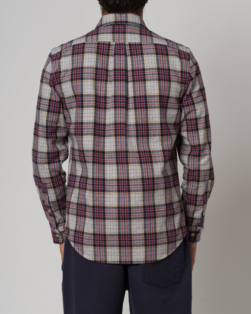 Portuguese Flannel Highland Shirt, Bavaric