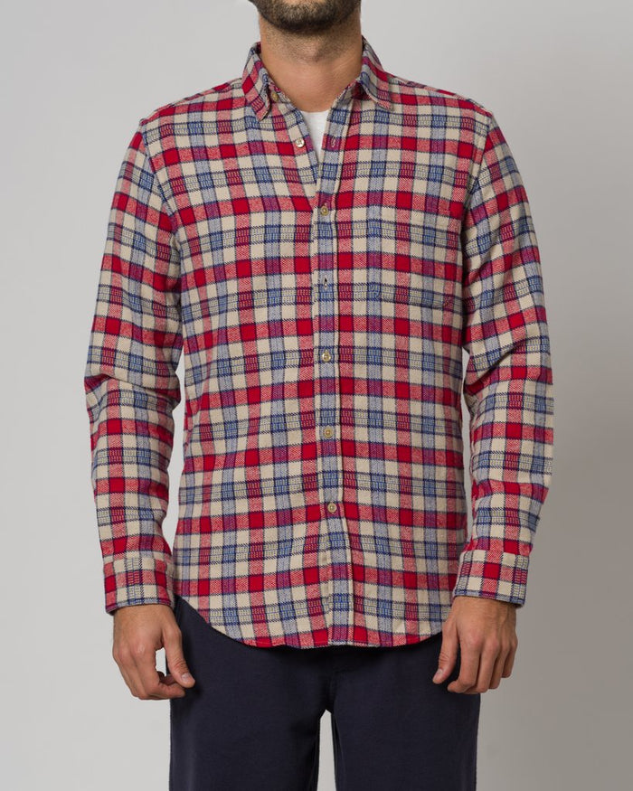 Portuguese Flannel Highland Shirt, NYC