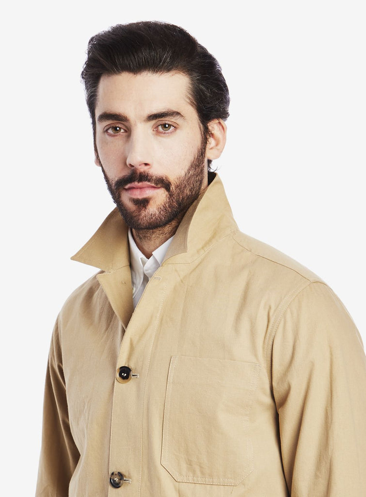 Private White V.C. Mayfair Overshirt Cotton