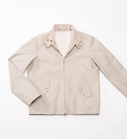 Harrington Jacket, Stone Ventile