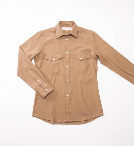 Two Pocket Shirt, Sand