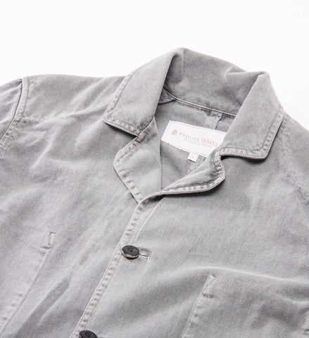 Worksuit Jacket, Grey