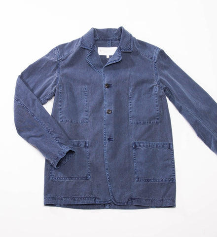 Worksuit Jacket, Navy