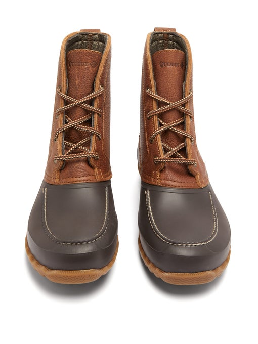 Quoddy Field Boot