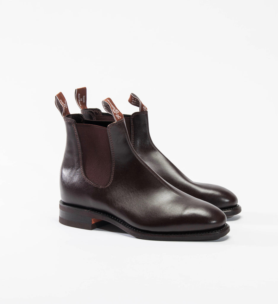 R.M. Williams Comfort Craftsman Boot, Chestnut