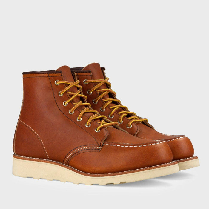 Red Wing W 6-inch Moc, Oro Legacy