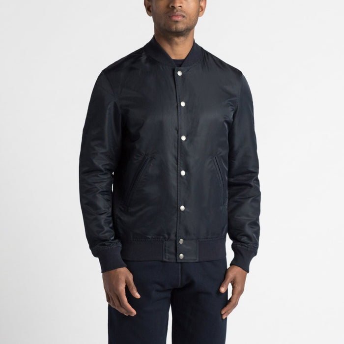 Reigning Champ Lightweight Satin Stadium Jacket