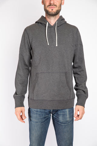 Reigning Champ Pullover Hoodie, Heather Charcoal