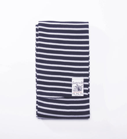 S. N. S. Herning Dual Scarf, Blue Brain/Nueron Grey