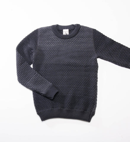 S.N.S. Herning Terminal Crew Sweater, Titan Grey