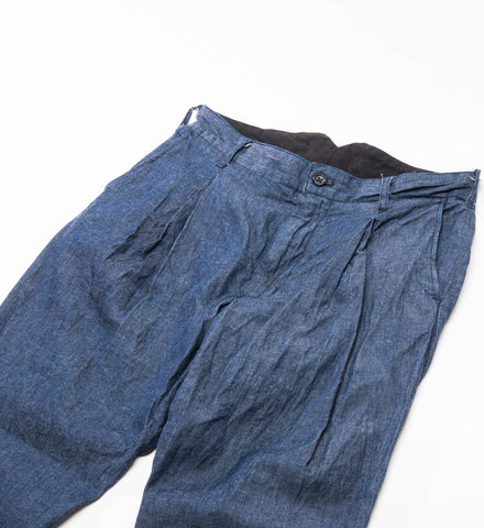 FWK Willy Post Pant, Indigo Lt. Weight Denim