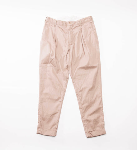 FWK Willy Post Pant, Khaki High Count Twill