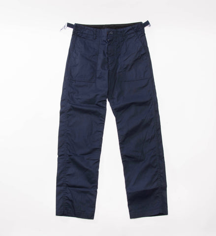 FWK Fatigue Pant, Dk. Navy 7oz Cotton Twill