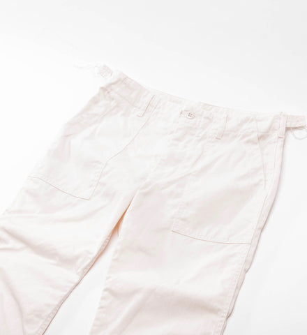 FWK Fatigue Pant, Natural 7oz Cotton Twill