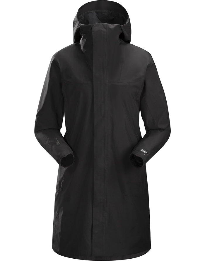 Arc'Teryx Women's Solano Coat , Black