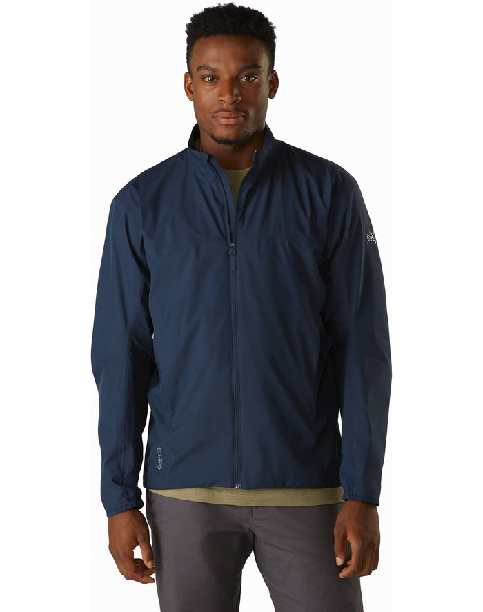 Arc'Teryx Men's Solano Jacket , Cobalt Moon