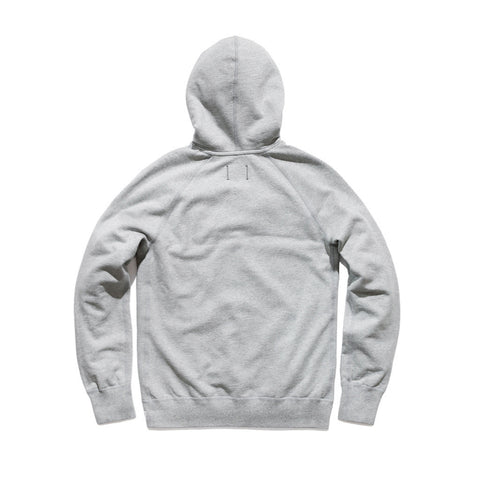 Reigning Champ Pullover Hoodie Heather Grey