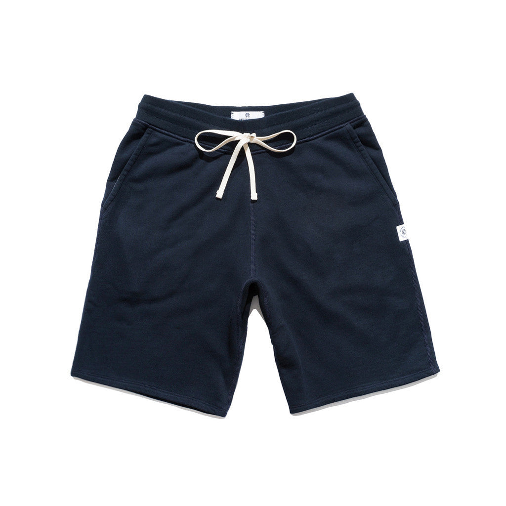 Reigning Champ Knit Terry Sweatshort Navy